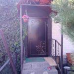 Входные кованные двери
